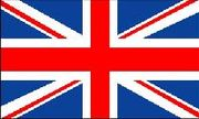 Union flag with free post and packing
