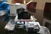 Canon EOS 5D Mark II Kit with EF 70-200mm f/2.8L USM Lens  Price :$200