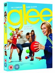 GLEE – Complete season 3 DVD Box set: