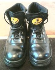 SAFETY BOOTS - Charger Original - Size 12.