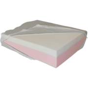 Shop Deluxe Memory Foam Mattress - Medium for Electric Bed